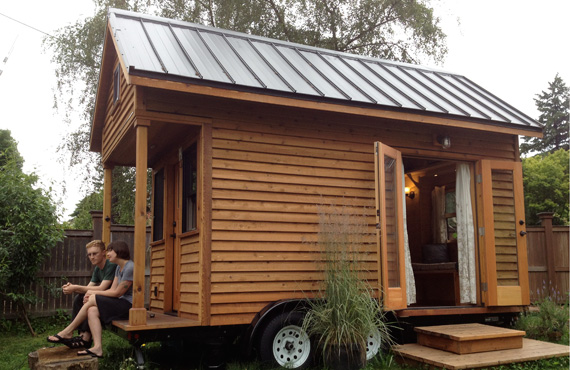 Awe Inspiring Which Tiny House Foundation Is Right For You Largest Home Design Picture Inspirations Pitcheantrous