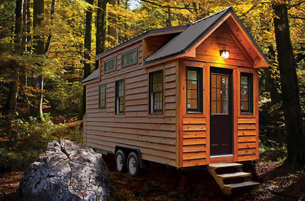 photo _2 tinyliving tinyhomebuilderscom - Small House Living